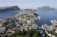 Alesund. Photo Terje Rakke, Nordic Life/Innovation Norway