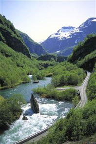 Flam Railway. Photo EA Vikesland/Flam Utvikling
