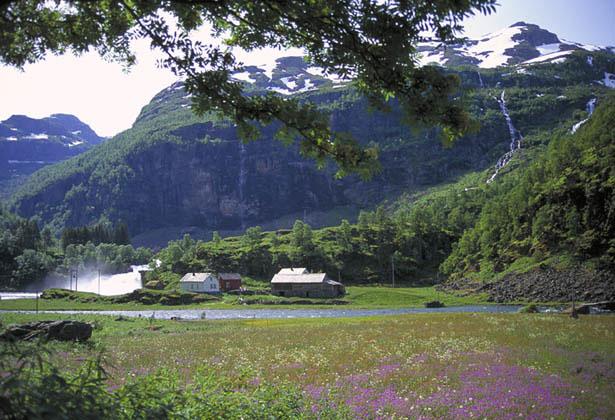 Flam Village Fjord Norway Fjord Travel Norway