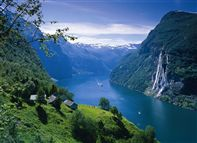 Geirangerfjord. Photo by Per Eide, Fjord Norway