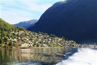 The Aurlandsfjord. Photo by Rita de Lange, Fjord Travel Norway