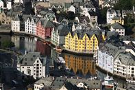 Alesund. Photo by Marte Kopperud, Innovation Norway