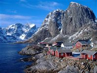 Lofoten Islands. Photo andrea Giubelli/Innovation orway