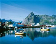 Lofoten islands Photo Frithjof Fure/Hurtigruten