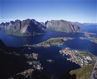 Lofoten archipelago Photo Frithjof Fure/Innovation Norway