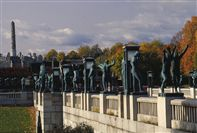 Vigeland Sculpture Park Oslo. Photo Nancy Bundt/VisitOslo