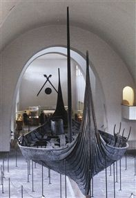 Vikingship in Oslo. Photo Nancy Bundt/Visitoslo
