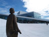 Oslo Opera. Photo Nancy Bundt/J. Grimeland/