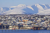 Tromso winter. Photo Bard Loken/Destinasjon Tromso