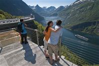 Geirangerfjord view. Photo CH/Innovation Norway