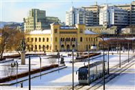 The old train station in Oslo. Photo Gunnar Strom/VisitOslo