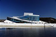 Oslo Opera house. Photo Bjorn Erik Ostbakken/