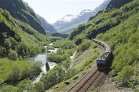 Flam Railway. Photo Terje Rakke, Nordic life/