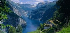 Geirangerfjord. Photo by Union hotel