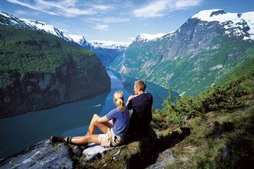 Norway escorted vacation