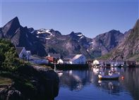 Lofoten Islands. Photo Frithjof Fure/Innovation Norway