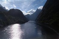 The Trollfjord. Photo Rita de Lange/Fjord Travel Norway