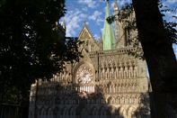 Nidaros Cathedral Trondheim. Photo Rita de Lange/Fjord Travel Norway