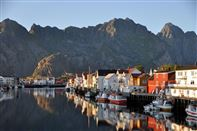 Lofoten islands. Photo by Wolf Reimer Schmidt, Hurtigruten