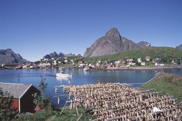 Lofoten. Photo: Fritjof Fure/Innovation Norway