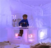 Snow hotel Kirkenes Photo Kirkenes Snow Hotel