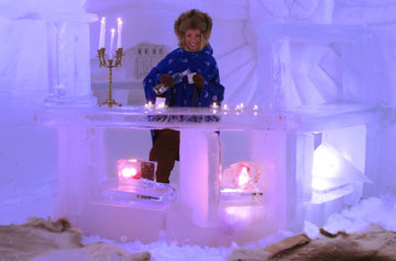 Ice Hotels The Snow Hotel In Kirkenes Norway