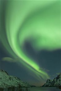 Northern Lights. Photo B Jorgensen/Innovation Norway