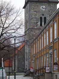 Trondheim. Photo Rita de Lange/Fjord Travel Norway