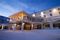 Christmas at Geilo. Photo Dr Holms Hotel