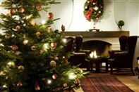 Christmas at Dr Holms. Photo Dr Holms Hotel