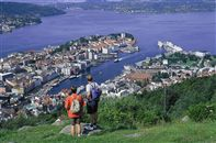 Bergen view. Photo Paul Smit, Imago/Bergen TB