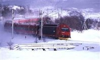 Dovre line. Photo Rune Fossum/NSB