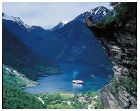Geirangerfjord. Photo Frithjof Fure/Innovation Norway