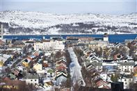 Winter in Kirkenes. Photo by Terje Rakke, Innovation Norway