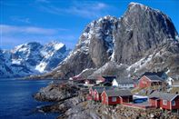 Lofoten Islands. Photo Andrea Gubelli/Innovation Norway