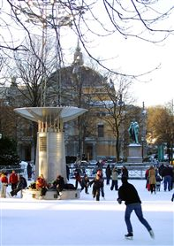 Oslo winter Gunnar Strom/VisitOslo