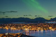 Tromso. Photo Bard Loken/Innovation Norway tour