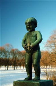 Vigeland Sculpture Park. Photo Nancy Bundt, Vigelandsmuseet/