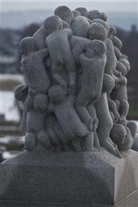 Vigeland Sculpture Park. Photo CH/Innovation Norway